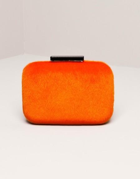 Bolso Pull And Bear Naranja