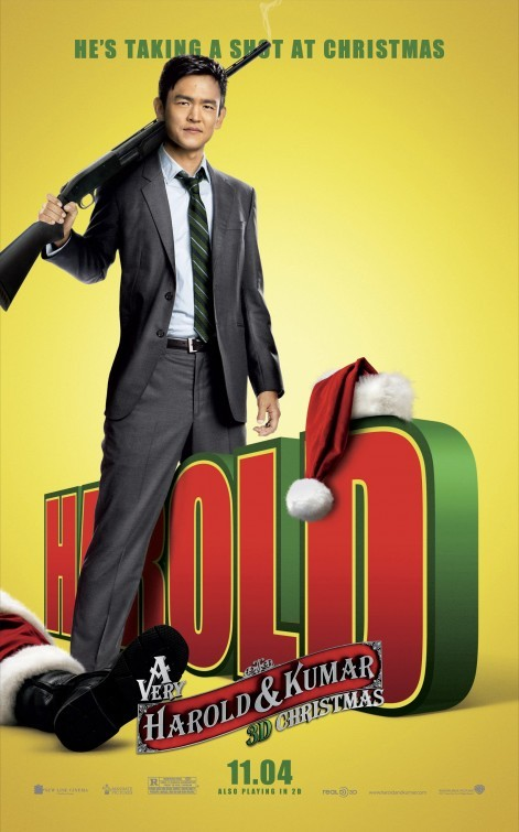 Foto de 'A Very Harold & Kumar 3D Christmas', trailer y carteles (3/5)