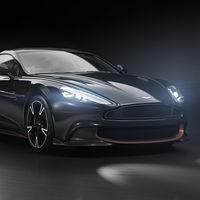 Solo se harán 175 unidades del Aston Martin Vanquish S Ultimate con sabor a despedida