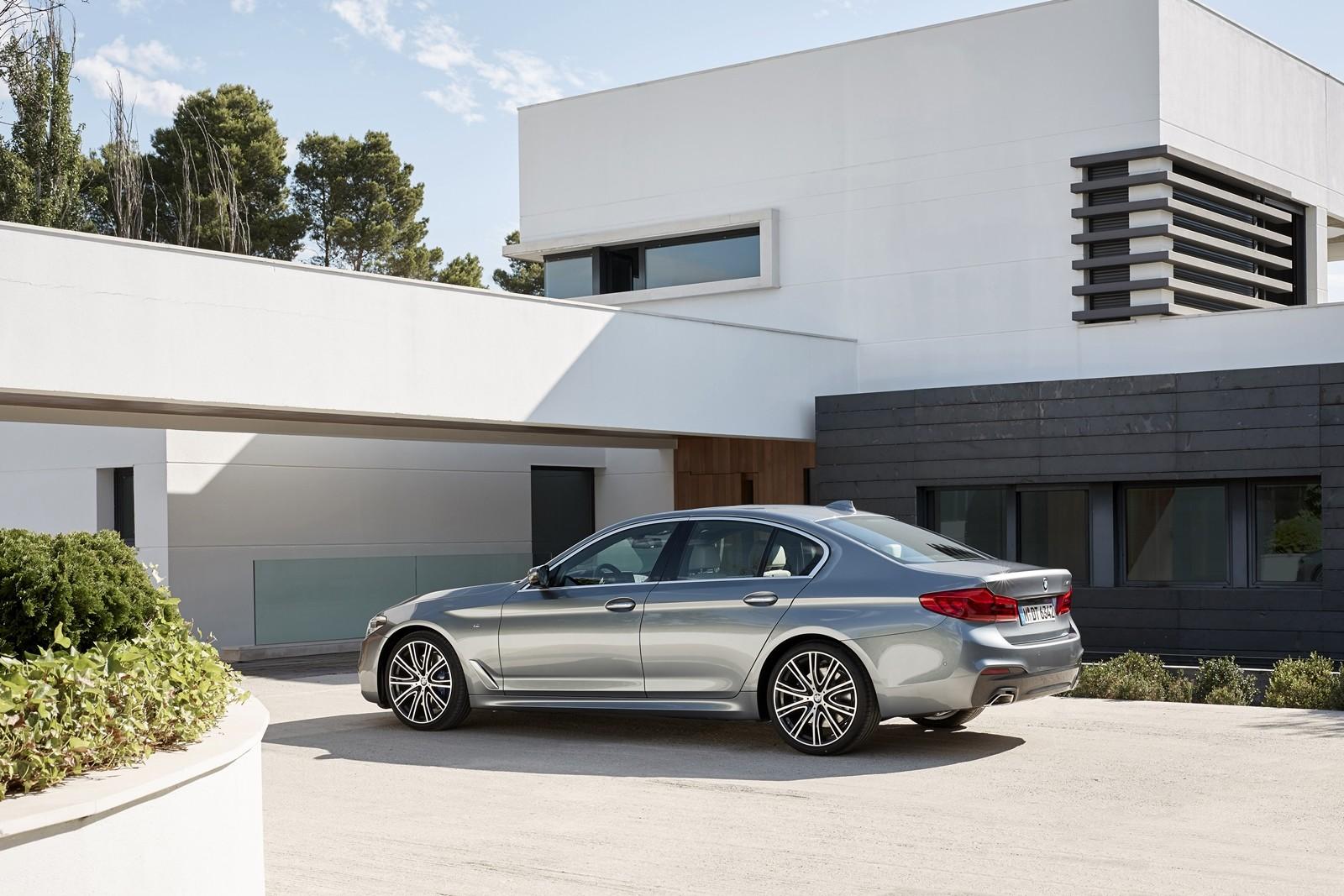 Foto de BMW Serie 5 2017 (47/134)