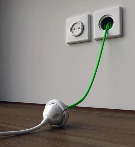 Rambler Socket: oculta el alargador