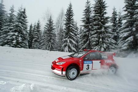 El IRC estrenará una prueba sobre nieve en 2013