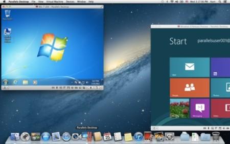 ¿Windows 8 en las Apple Store? Sí, mediante Parallels y en la sección para empresas