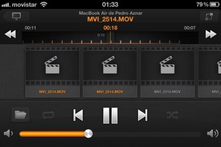 VLC Remote media