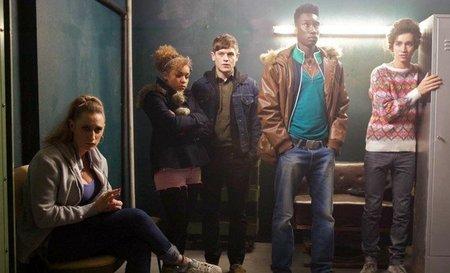 'Misfits' renueva por una tercera temporada