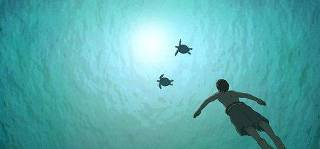 'La tortuga roja' es la obra más bella de la animación reciente