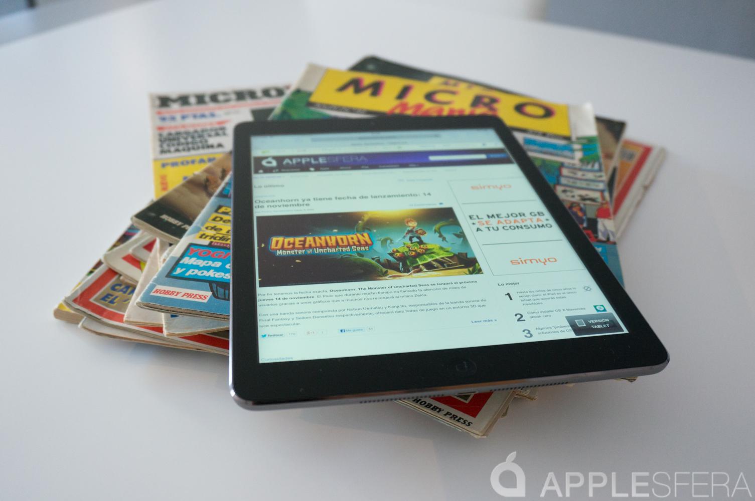 Foto de Así es el nuevo iPad Air (16/34)