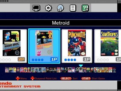En NES Mini nos muestra sus funciones especiales en el siguiente video