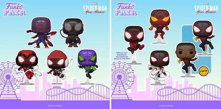 Figuras Funko POP de Marvel