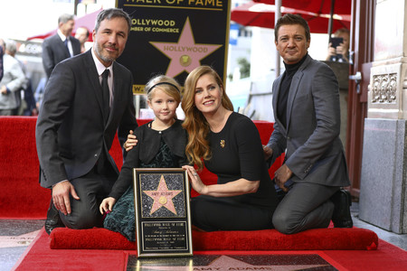Amy Adams Estrella Paseo Fama Hollywood 3