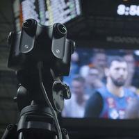 El baloncesto como si estuvieras en la cancha gracias al 5G: Telefónica prueba su retransmisión en 360 grados