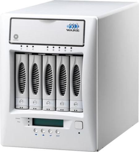Princeton DN-503AH-PDC, NAS de 5 TB