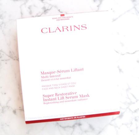 ¿Buscando un tratamiento de choque de última hora?: probamos la Masque-Sérum Liftant Multi-Intensif de Clarins