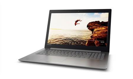 El Lenovo Ideapad 320-15AST con procesador AMD A6, hoy en Amazon sólo cuesta 279 euros