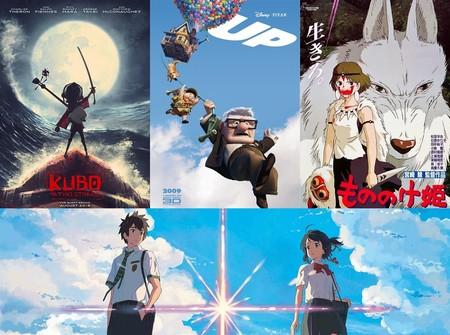 Las 31 mejores películas de animación de la historia
