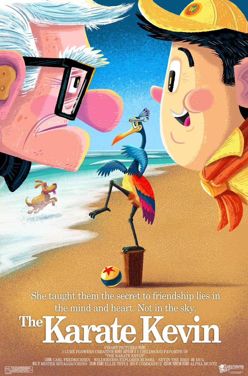 Homenajes de Pixar al cine ochentero