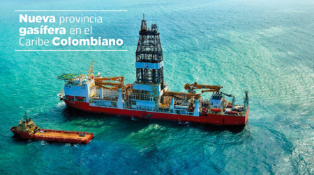 Se descubre el pozo de gas natural más grande de Colombia