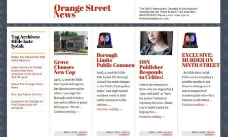 Orangestreet