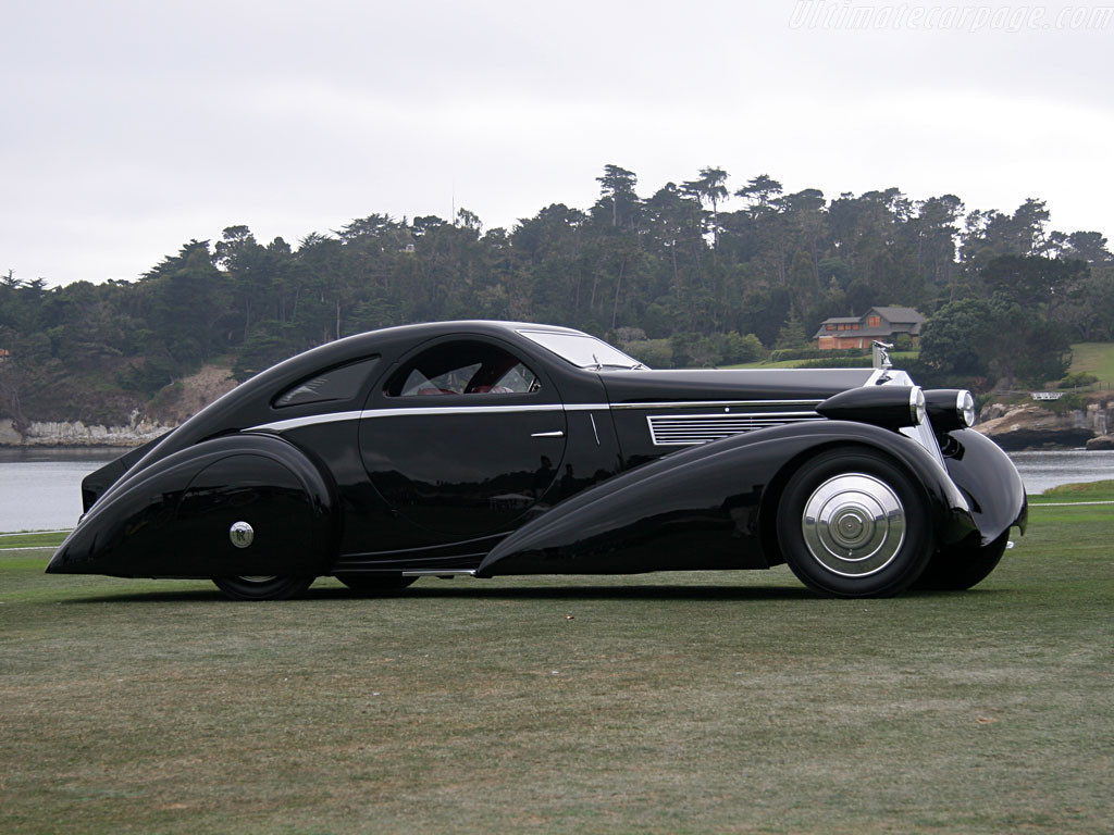 Foto de Rolls-Royce Phantom I Aerodynamic Coupe (11/14)