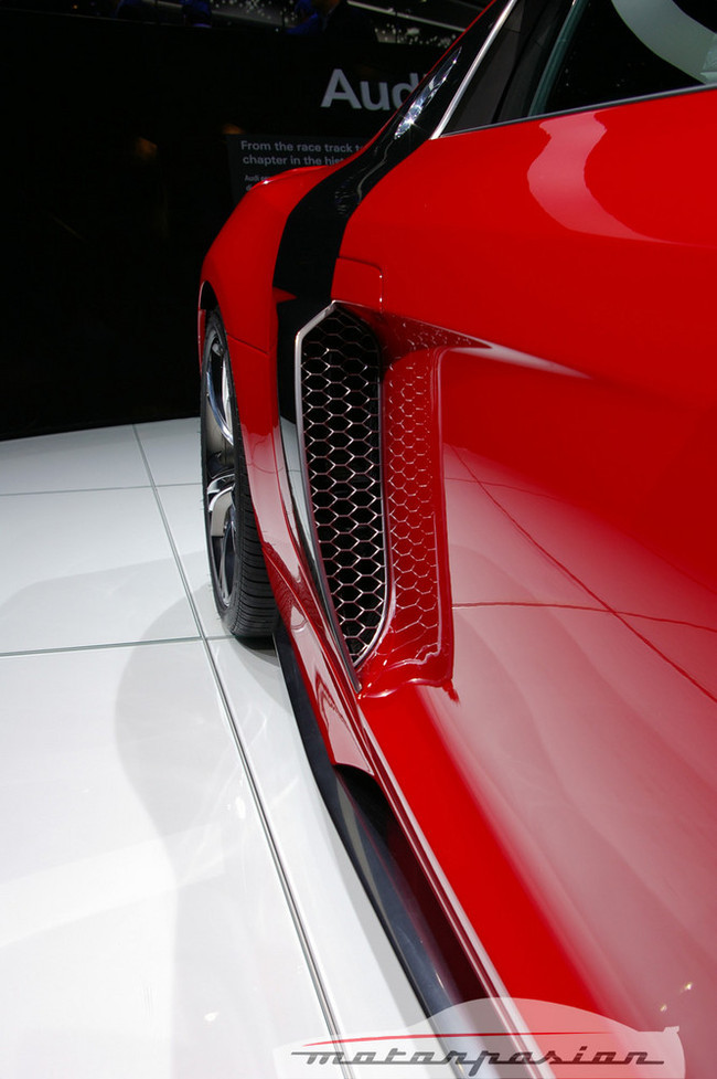 Foto de Audi R8 TDI Le Mans en el salón de Ginebra (3/19)