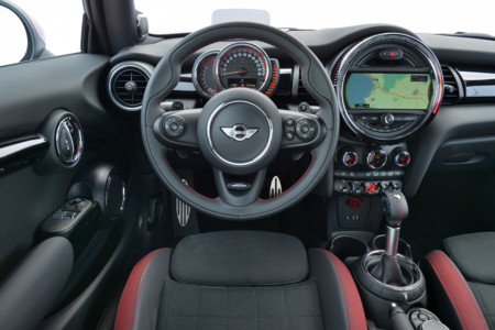 Mini John Cooper Works 2015 - interior