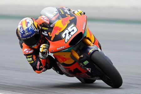 Raul Fernandez Cataluna Moto2 2021 2