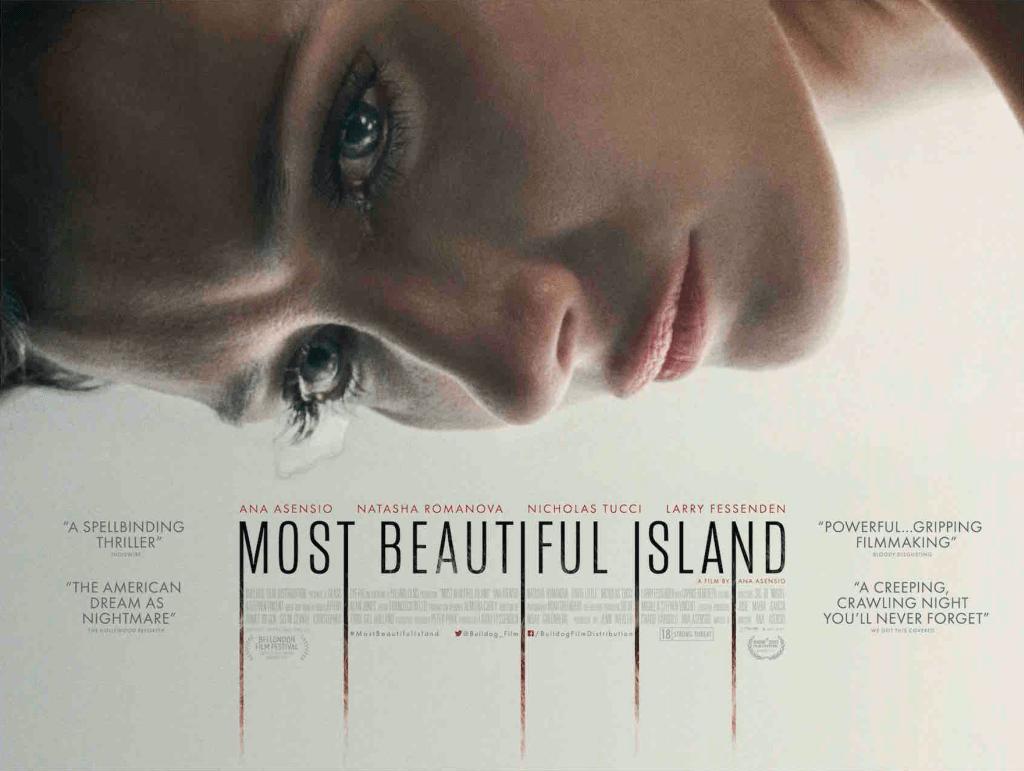 Poster Most Beautiful Island