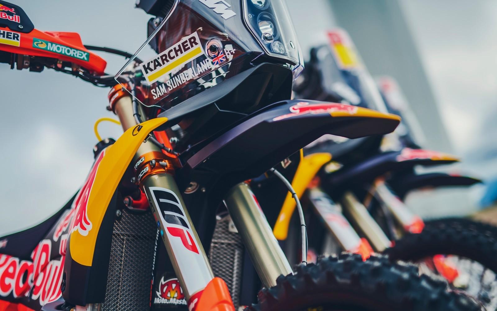 Foto de KTM 450 Rally Dakar 2019 (113/116)