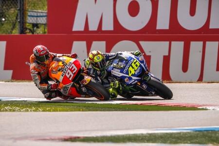 Marquez Rossi Assen Motogp 2015