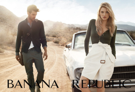 Banana Republic Spring 2015 Ad Campaign The Impression 011 1