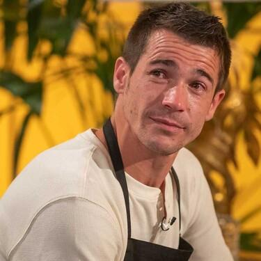 Juan José Ballesta, el expulsado más llorado de 'MasterChef Celebrity 5', abandona las cocinas por un plato de final