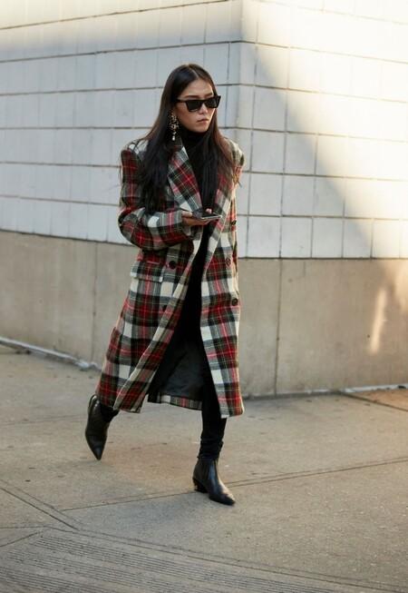 abrigo cuadros