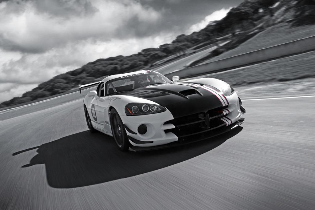 Foto de 2010 Dodge Viper SRT10 ACR-X (4/9)