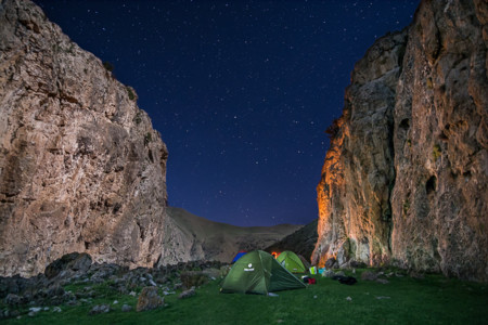 Camping Under The Stars In Hell Canyon 2