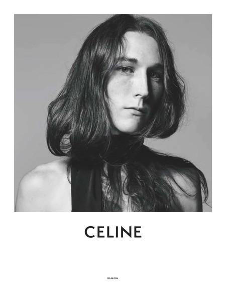 La Nueva Campana De Celine Por Hedi Slimane No Nos Muestra Mucho Pero Nos Deja Con Ganas De Saber Mas 3