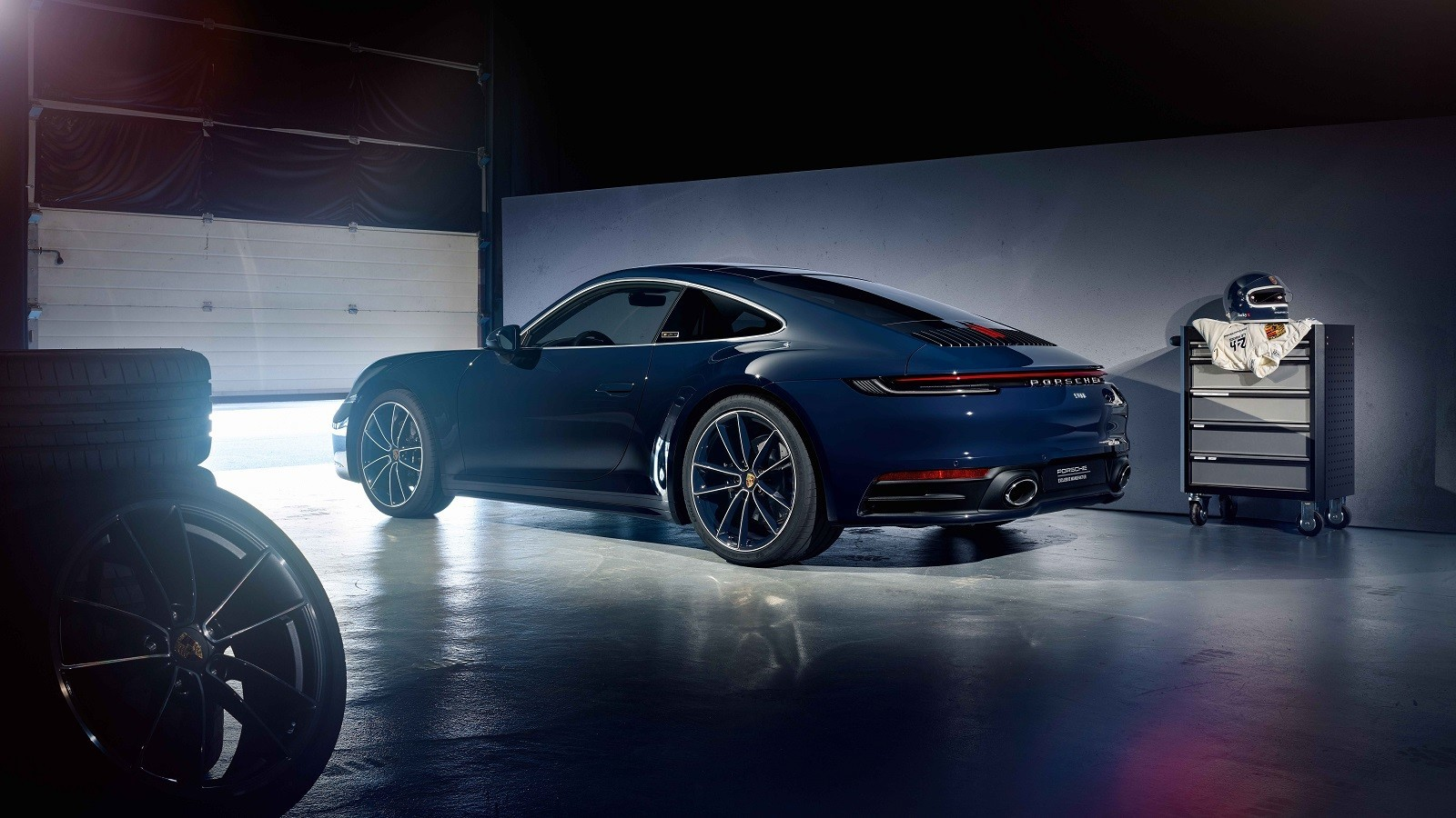 Porsche 911 Belgian Legend Edition 2020