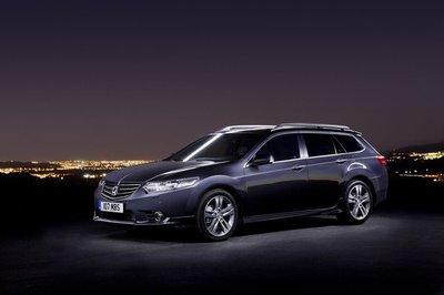 Pequeña actualización para el Honda Accord