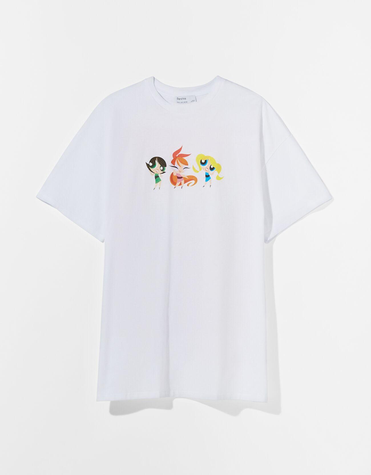 Vestido/camiseta de las Supernenas.