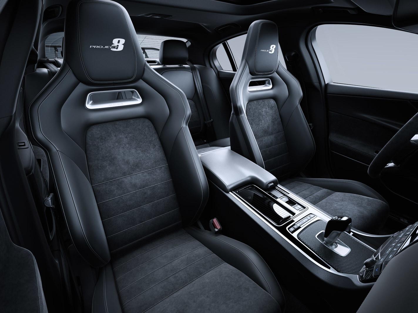 Foto de Jaguar XE SV Project 8 (12/12)
