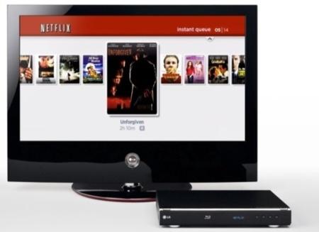 LG BD300, reproduce Blu-Ray y descarga vídeo de Internet