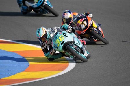 Joan Mir Brad Binder Gp Valencia 2016 Moto3