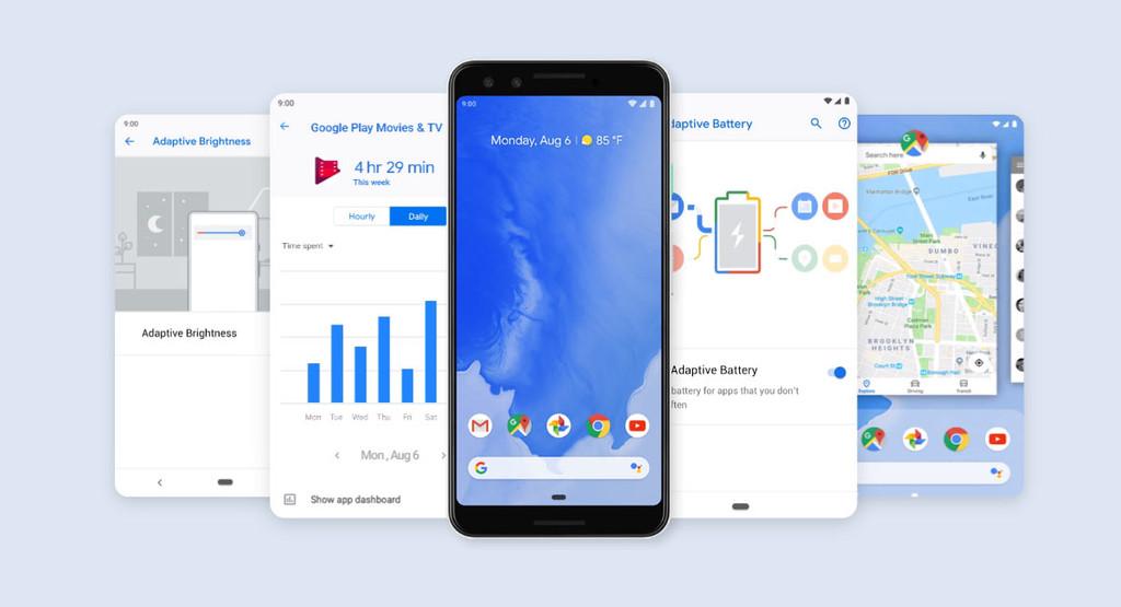Nueve novedades de Android™ Pie para probar tras actualizar usted teléfono