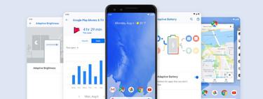 Nueve novedades de Android Pie para probar tras actualizar tu móvil