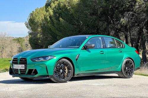 Probamos el BMW M3 Competition: una berlina que más allá de sus 510 CV, mejora en todo respecto al anterior M3