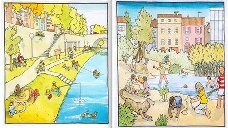 Los derechos naturales de los niños, ilustrados