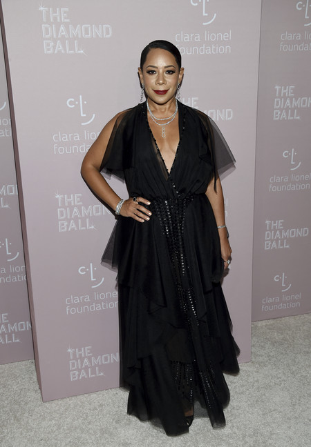 Selenis Leyva diamond ball
