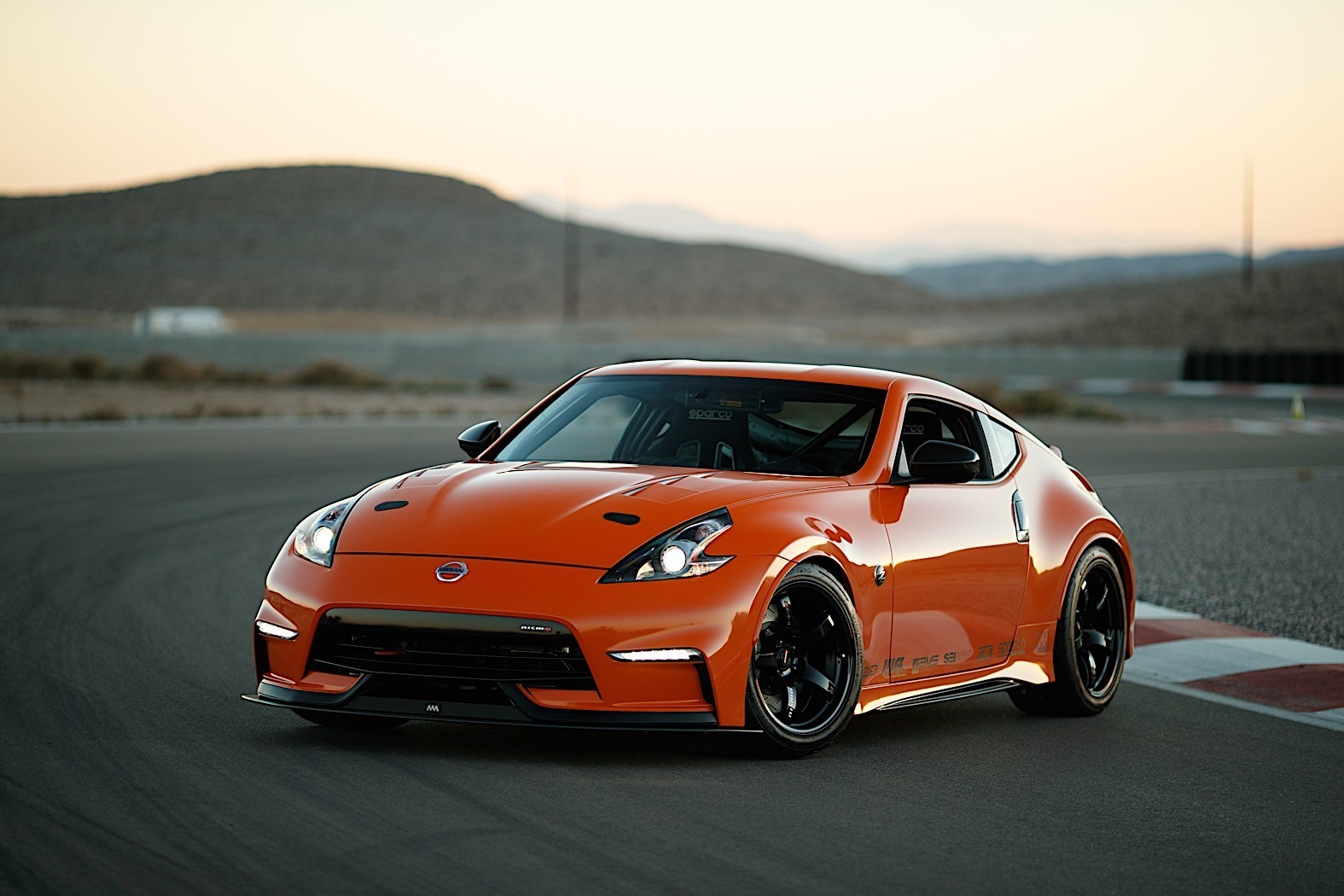 Nissan 370Z NISMO Project Clubsport 23
