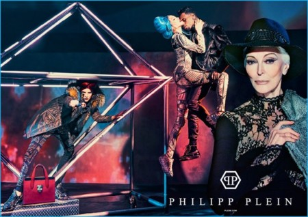 Chris Brown 2016 Philipp Plein Fall Winter Campaign 004 800x565