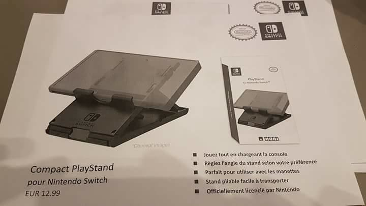 Hori Accesorios Switch