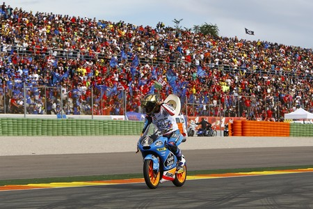 Alex Marquez Moto3 Champion 2014